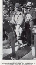 GAP PETIT BRETON GENE CALECON CYCLISME IMAGE 1908 OLD PRINT