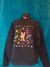 Rare 1987 Vintage Whitney Houston Sweatshirt~Size Xl~I Wanna Dance Somebody~Usa