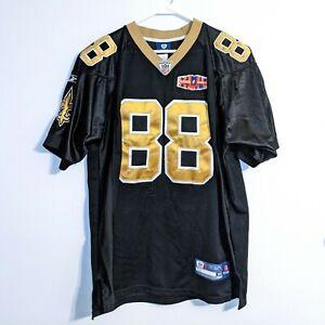 New Orleans Saints Stitched Shockey #88 Super Bowl Jersey NFL Reebok size 50