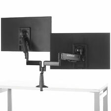 "ECHOGEAR Dual Monitor Dynamic Height-Adjust Desk Mount for Monitors 10""- 30"""