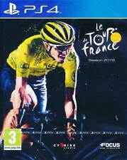 Tour De France 2016 PS4 Game BRAND NEW SEALED