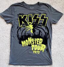 Vintage Style KISS MONSTER Tour VIP Concert Tour TEE T-SHIRT / Gene Simmons
