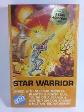 Epyx StarQuest Star Warrior Vintage Atari 400 800 Disk Rare Game Sealed New