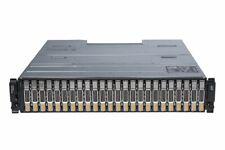 "Dell EqualLogic PS6210XV 10Gb iSCSI SAN Storage Array 24x 600GB 15K 2.5"" SAS HDD"
