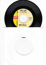 "7"" - Jimmy Bryant-Lonesome ---"