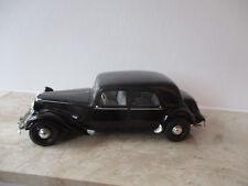 altes Modellauto Maisto Citroen 15 CV 6 Zylinder 1952 Maßstab 1:18 ohne OVP
