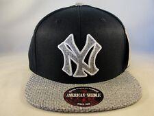 72adb4bc9ca American Needle New York Yankees Gray MLB Fan Apparel   Souvenirs