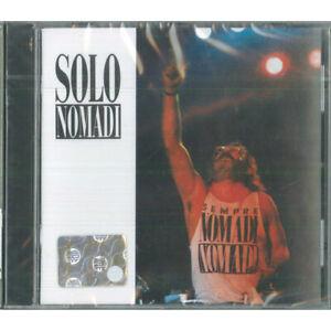 Nomadi CD Solo Nomadi / CGD 2292-46427-2 Sigillato