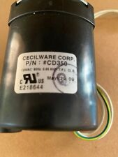 Grindmaster Cecilware Cd 350 Whipper Motor Cappuccino Machine Repair 120v