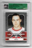2012-13 Red Kelly ITG Ultimate Memorabilia Silver 09/30 - Detroit Red Wings