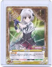 PRISM CONNECT High School DxD Koneko Tojyo silver foil signed TCG card v1  #2