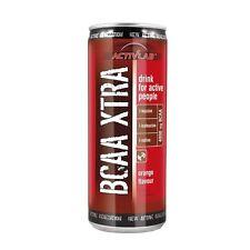 Activlab BCAA Xtra Drink Liquid BCAA 250 ml BCAA 2:1:1 6-48 (100ml/0,28euro)