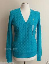 Damen-Pullover & -Strickware mit V-Ausschnitt ohne Verschluss S