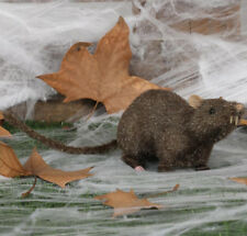 Giant Rat Scary Halloween Decoration Room Prop 25CM NEW