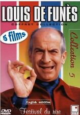 Louis De Funes. Collection 5. Louis de Funes Optional english subtitles