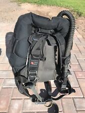 New listing Dive Rite M/L Transpac II Package with Rec Wing and OMS Backplate.