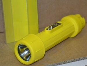 SA Lumin ATEX Intrinsically Safe Torch Flashlight EX250/Y