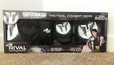 NEW Nerf Rival Phantom Corps 3pc Tactical Combat Gear Vest Blaster Strap & Pouch