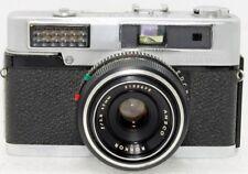 Vtg. Ansco Rangefinder Anscoset 35mm Film Camera Rokkor f/2.8 45mm Lens Free S&H