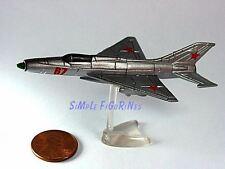 #30 Furuta Plastic Aircraft Mini-planes Model MiG-21PF