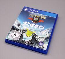 Steep für Playstation 4 - Snowboard Ski Wing Suit Game von Ubisoft