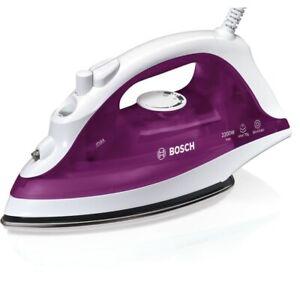 Bosch 2200w Iron TDA2329GB - Berry