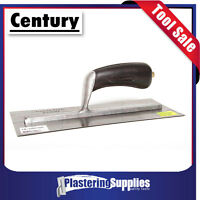 Century Curved Carbon Steel 280mm Plastering Trowel CC280
