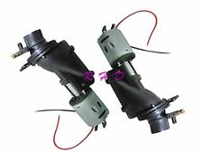 2x  NQD 757-6024 RC Boat Turbo JET Part with Motorx1 6024 Propller x1