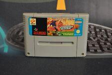 International Superstar Soccer Deluxe (Super Nintendo Snes 1995) solo cartucho