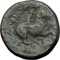 Philip II 359BC Olympic Games HORSE Race WIN Macedonia Ancient Greek Coin i60590