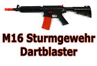 Spielzeugblaster Gewehr M16 Dartblaster Sturmgewehr # 578