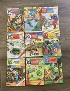 LOT of PS The Preventive Maintenance Monthly Military Comics 441-450