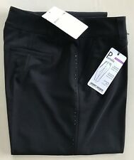 Gerry Weber - Black Trousers - Black Diamantes - Size UK10R - New With Tags