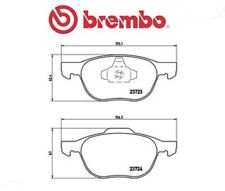 P24061 Kit pastiglie freno, Freno a disco (MARCA-BREMBO)