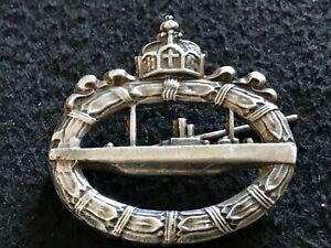 Orden Abzeichen U-Boot Kriegsabzeichen 1918 Orden 1. Weltkrieg