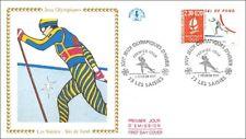 Frankreich - Xvie Olympische Spiele Winter - Les Saisies - Skijacke Fond - 1991