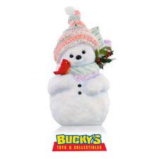 Snow Better Friends 2015 Hallmark Ornament  Sweet Little Snowman  Cardinal