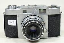 Mamiya 35-S Camera with Original Lens Cap