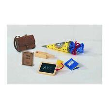 Bodo Hennig 25600 Miniatur Zuckertüte Schülerset 1:12 für Puppenhaus NEU!   #