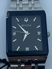 Bulova Men's Quadra Watch - 96D145