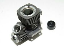 Novarossi Plus 21-4 TUNED Edition .21 Buggy Engine Crankcase with Bearings