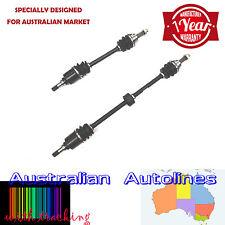 A Pair of Ford Festiva WA WB WD WF 1.3L Manual CV Joint Drive Shafts 91-00