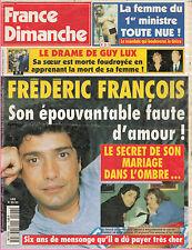 ▬►FRANCE DIMANCHE 2566 MÉLANIE GRIFFITH_CÉLINE DION_CLAUDE FRANÇOIS_C.SCHIFFER