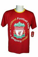 Liverpool F.C. Official Adult Soccer Jersey Custom Name and Number -J003 Large