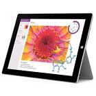 "Microsoft Surface 3 WiFi 64GB Tablet 10.8"" Atom Quad Core SSD Win 10"