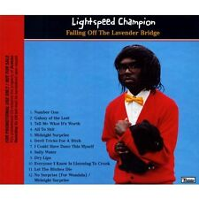 Lightspeed Champion - Falling Off The Lavender Bridge [CD]