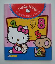 Nelson Hello Kitty Maxi-Pixibuch Vorschule Zahlen 1-10 Neu