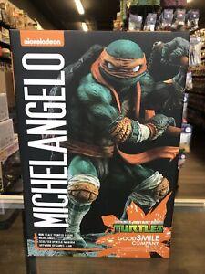 Michelangelo Teenage Mutant Ninja Turtles Tnmt Goodsmile Statue