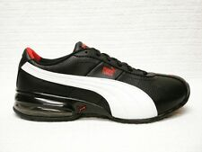 NIB~PUMA~CELL TURIN PERF~MENS~SHOES~BLACK~RED~7~AWESOME