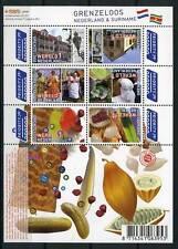 Nederland NVPH 2752-57a Vel Grenzeloos Nederland Suriname 2010 Postfris
